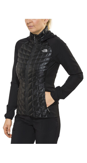 The North Face Thermoball Hybrid Hoodie Women tnf black